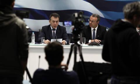 Κορονοϊός – Αυτά είναι τα μέτρα για την Οικονομία: Επίδομα 800 ευρώ σε 1,7 εκατ. εργαζόμενους