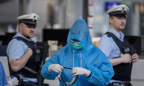 Κορονοϊός: Πέπλο θανάτου και στη Γερμανία - 455 νεκροί - 57.298 τα κρούσματα