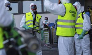Κορονοϊός – Τραγωδία δίχως τέλος στην Ισπανία: 812 νέοι θάνατοι το τελευταίο 24ωρο