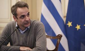Κορονοϊός - Μητσοτάκης σε βουλευτές και υπουργούς: Καταθέστε το 50% του μισθού σας