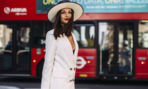 Το γυναικείο κοστούμι κυρίαρχος της μόδας το 2020