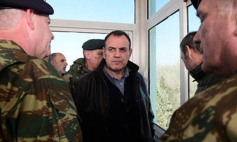 Στον Έβρο ο Παναγιωτόπουλος: Μένουμε σε εγρήγορση – Πιο θωρακισμένοι για ό,τι προκύψει
