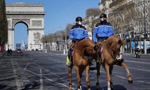 Κορονοϊός Γαλλία: Ξεπέρασαν τους 3.000 οι θάνατοι - 418 το τελευταίο 24ωρο