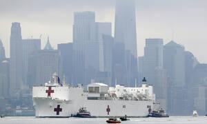 Κορονοϊός ΗΠΑ: Στα 140.940 τα κρούσματα - Στους 2.405 οι θάνατοι σε όλη τη χώρα
