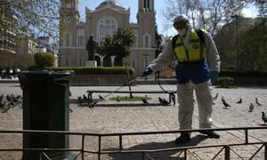 Κορονοϊός: Οι «επιδόσεις» της Ελλάδας στη μάχη κατά του φονικού ιού (pic)