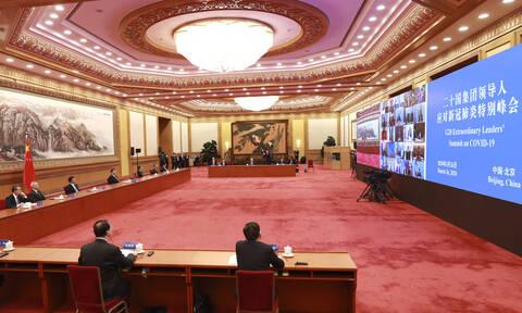 G20: Οι υπουργοί Εμπορίου δεσμεύτηκαν να κρατήσουν ανοιχτές τις αγορές