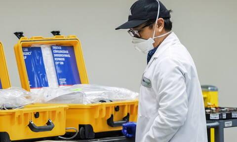 Κορονοϊός: Οι ΗΠΑ στέλνουν ιατρικό υλικό αξίας 100 εκατ. δολαρίων στην Ιταλία