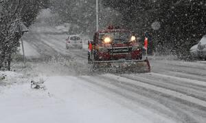Έκτακτο δελτίο επικίνδυνων καιρικών φαινομένων: Έρχεται κρύο, καταιγίδες και πυκνές χιονοπτώσεις
