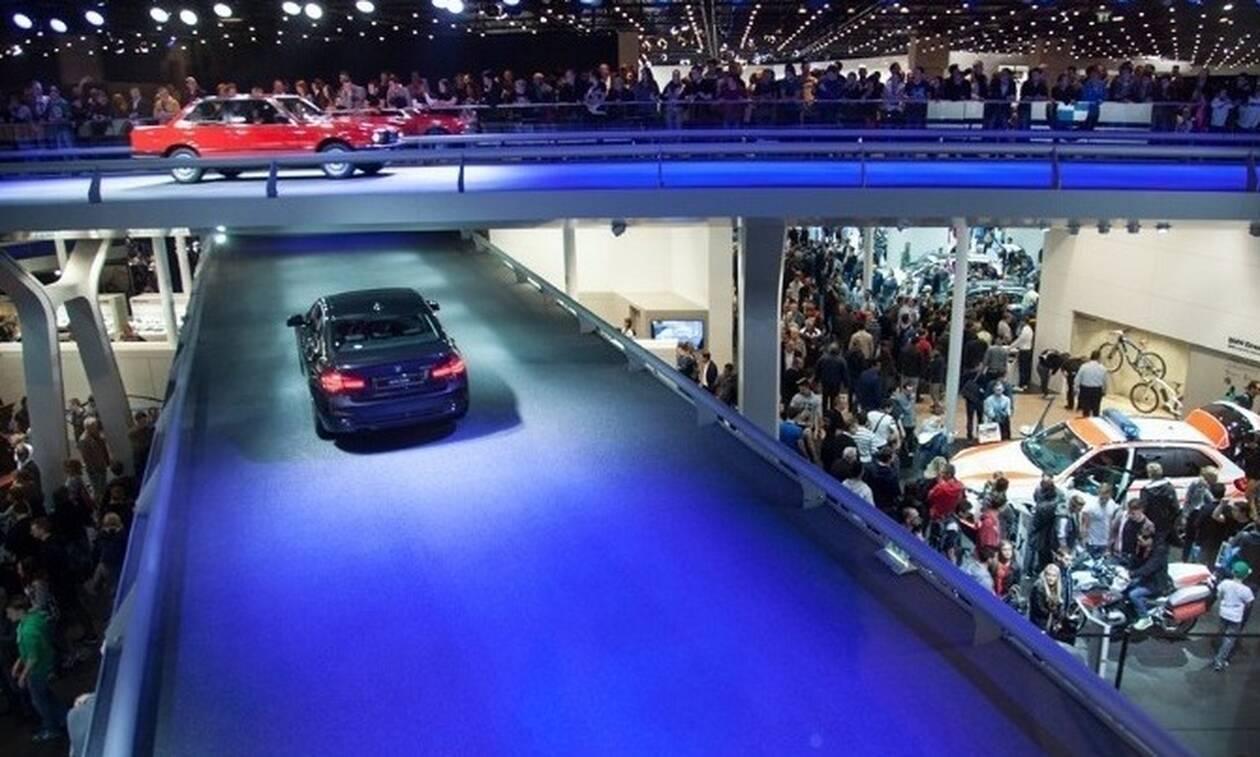Κορονοϊός: Ακυρώνεται η Διεθνής Έκθεση Αυτοκινήτου του Παρισιού