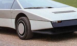Αυτό το αμάξι έρχεται από το μέλλον!