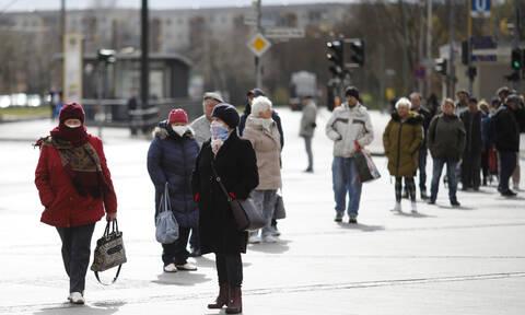 Κορονοϊός - Γερμανία: Εφιαλτικό σενάριο για 1,2 εκατομμύρια κρούσματα