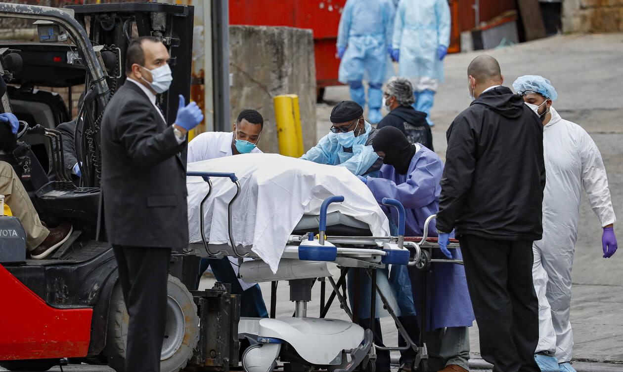 Κορονοϊός - Οι ΗΠΑ ξεπέρασαν την Κίνα σε θανάτους από τον φονικό ιό