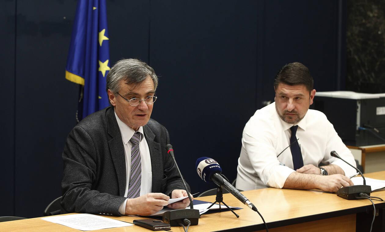 Κορονοϊός - Τσιόδρας: Χωρίς μέτρα θα θρηνούσαμε 150 νεκρούς την ημέρα
