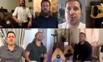 Βίντεο: Κρητικοί καλλιτέχνες δημιούργησαν έναν ΑΝΑΤΡΙΧΙΑΣΤΙΚΟ ύμνο κατά του κορονοϊού