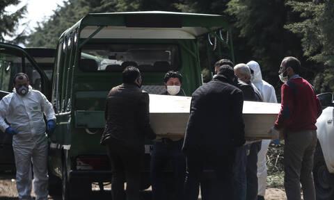 Κορονοϊός Τουρκία: Ο αριθμός των θανάτων έφτασε τους 214 - Συνολικά 13.531 τα κρούσματα
