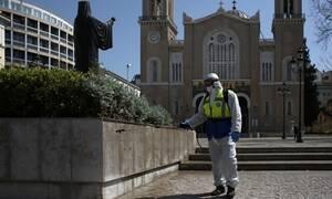 Κορονοϊός στην Ελλάδα: Η χειρότερη μέρα μέχρι στιγμής - 7 νεκροί μέσα σε 24 ώρες