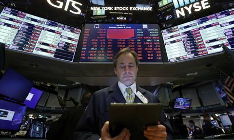 Wall Street: Tο χειρότερο τρίμηνο για τον Dow Jones από το 1987 - Μικτά πρόσημα στο πετρέλαιο