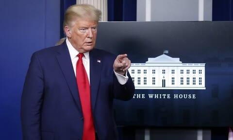 Κορονοϊός - Ο Τραμπ προειδοποιεί: Οι ΗΠΑ έχουν μπροστά τους δύο «πολύ δύσκολες εβδομάδες»
