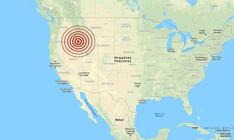 Μεγάλος σεισμός στο Αϊντάχο των ΗΠΑ