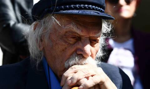 Μανώλης Γλέζος: Σήμερα η κηδεία του ιστορικού αγωνιστή της Αριστεράς