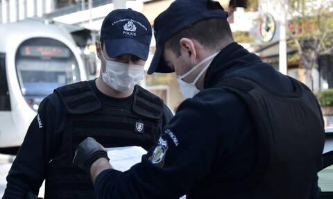 Κορονοϊός: Σε καραντίνα αστυνομικός - Ήρθε σε επαφή με ασθενή θετικό στον ιό