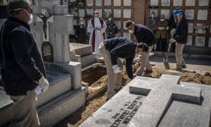 Κορονοϊός - Τραγωδία στην Ισπανία: 864 θύματα σε 24 ώρες - Πάνω από 9.000 συνολικά οι νεκροί
