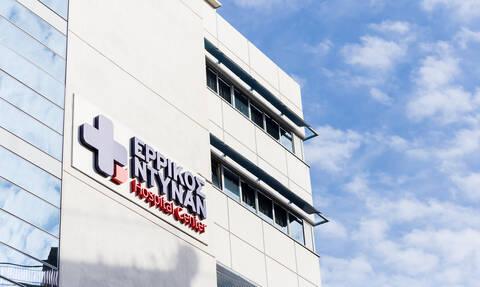 Ερρίκος Ντυνάν: 12 κλίνες ΜΕΘ και 53 κλίνες νοσηλείας  στην εθνική μάχη κατά του κορονοϊού