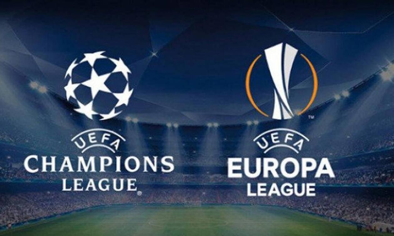 Η απόφαση της UEFA για το Champions League και τα πρωταθλήματα