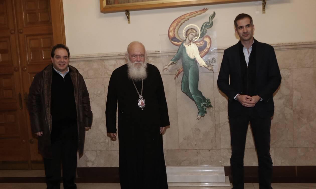 Αρχιεπισκοπή, Δήμος Αθηναίων και «Αποστολή» ενώνουν τις δυνάμεις τους για όσους έχουν ανάγκη