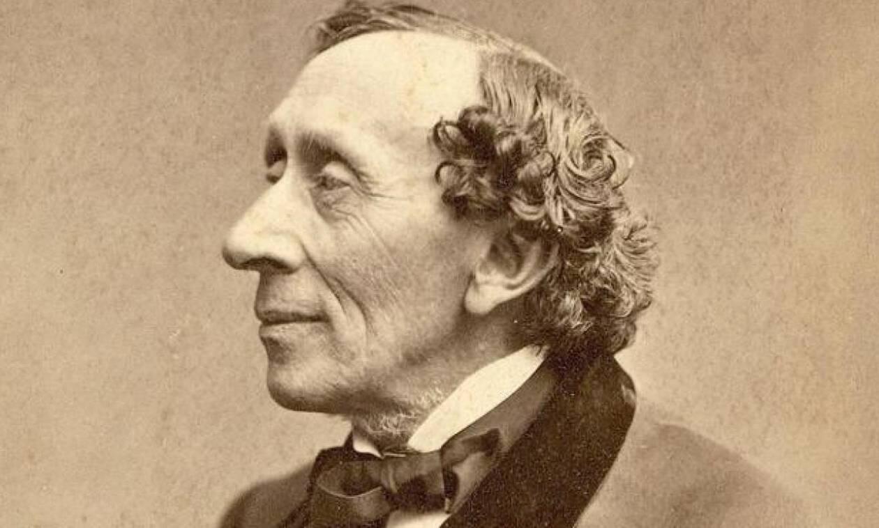 Σαν σήμερα το 1805 γεννήθηκε ο παραμυθάς Χανς Κρίστιαν Άντερσεν