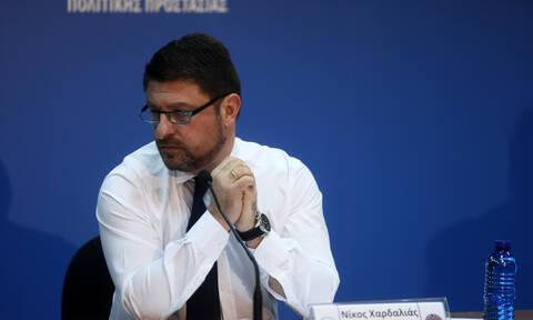 Κορονοϊός: Απίστευτο ξέσπασμα Χαρδαλιά - «Δεν είναι ζήτημα μαγκιάς - Δεν κάνω βήμα πίσω»