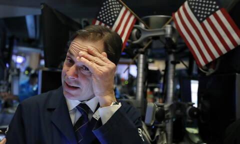 Κορονοϊός: Νέα μεγάλη πτώση στη Wall Street - Κατρακυλάει το πετρέλαιο