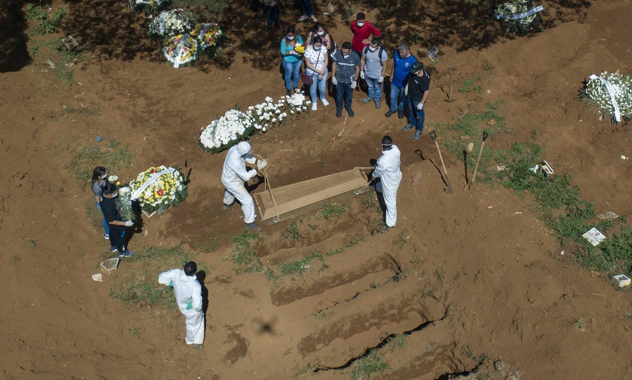 Κορονοϊός στη Βραζιλία: 240 νεκροί και 6.836 κρούσματα από τον ιό COVID-19 (pics)