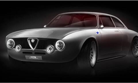 Αυτή η όμορφη Alfa Romeo Giulia GT είναι ηλεκτρική