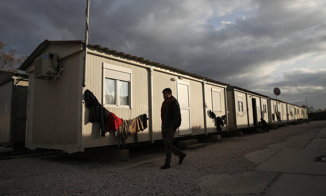 Κορονοϊός: Σε καραντίνα η δομή φιλοξενίας μεταναστών στη Ριτσώνα - 20 άτομα θετικά στον Covid-19