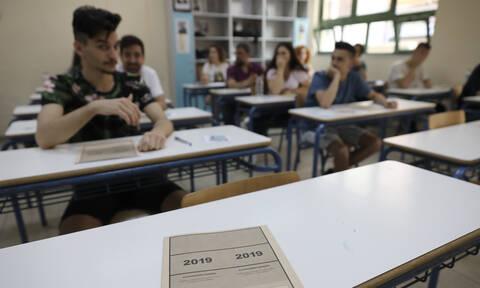 Κορονοϊός - Πανελλήνιες 2020: Το σενάριο του Σεπτεμβρίου - Τι θα γίνει με την ύλη