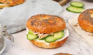 Η συνταγή της ημέρας: Bagels