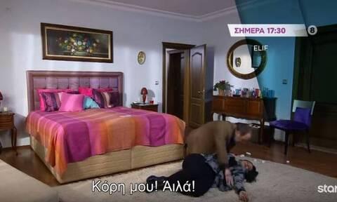 Elif: Σοκ! Η Αϊλά λέει στον Μουράτ ότι θα αυτοκτονήσει