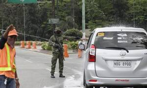 ορονοϊός: Σοκ στις Φιλιππίνες - «Όποιος παραβιάζει τα μέτρα, πυροβολήστε τον»