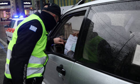 Κορονοϊός - Απαγόρευση κυκλοφορίας: Δεν βάζουν μυαλό παρά τα πρόστιμα - 1.916 παραβάσεις χθες