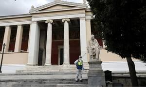 Κορονοϊός: 53 νεκροί στην Ελλάδα - 129 νέα κρούσματα - 1.544 στο σύνολο