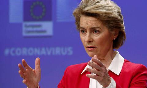 Ούρσουλα φον ντερ Λάιεν: «Σχέδιο Μάρσαλ» για την Ευρώπη o επόμενος προϋπολογισμός