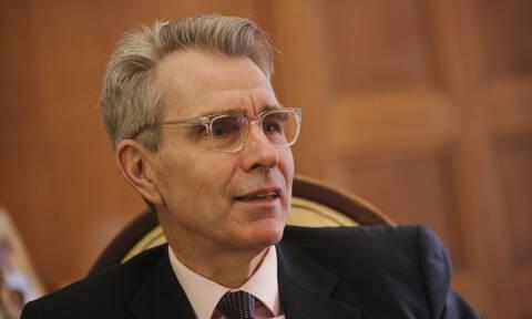 Εύσημα Πάιατ: Εξαιρετικά ικανή η προσέγγιση της ελληνικής κυβέρνησης κατά του κορονοϊού