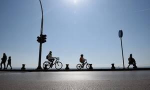Κορονοϊός: Κλείνει και η παραλία Βόλου για την αποφυγή συνωστισμού του πλήθους
