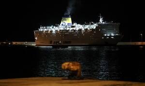 Ελλιμενίστηκε στον Πειραιά το πλοίο «Ελευθέριος Βενιζέλος»:Επιβαίνουν 119 άτομα θετικά στον κορονοϊό