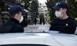 Κορονοϊός: «Βροχή» και σήμερα τα πρόστιμα - 630 παραβάσεις για άσκοπες μετακινήσεις