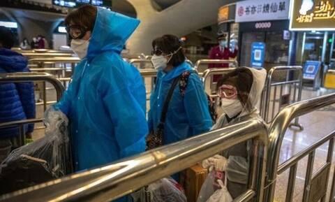 На Кипр из Китая доставлена помощь в борьбе с коронавирусом