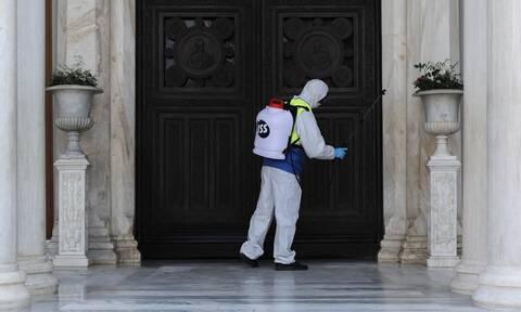 Κορονοϊός - Τσιόδρας: Δήλωση - σοκ - «Θα μιλούσαμε για 2.265 νεκρούς στην Ελλάδα»
