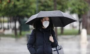 Καιρός: Βροχές και καταιγίδες την Παρασκευή (3/4) - Αναλυτική πρόγνωση (χάρτες)
