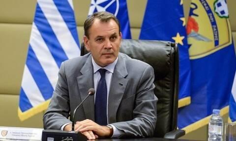 Παναγιωτόπουλος: Λίγο περισσότερα από 20 τα κρούσματα του κορονοϊού στις Ένοπλες Δυνάμεις